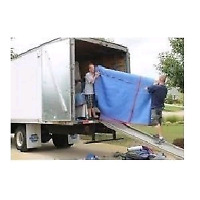 FOREST CITY MOVERS ● FLAT RATE ● LOW COST MOVERS ● 226-239-8686