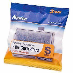 Aqueon filter small ebay for Petsmart fish tank filters