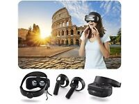 VR - LENOVO Explorer Mixed Reality Headset & Controllers - NEW