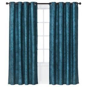 Canvas Curtains Ebay