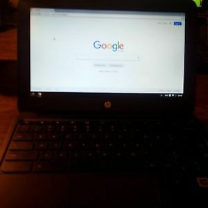 HP Google Chrome book for sale