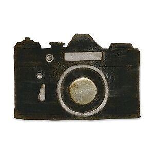 Sizzix Bigz Die - Vintage Camera by Tim Holtz-$20