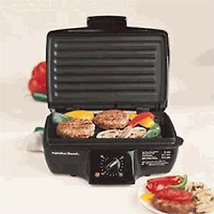 Hamilton beach electric grill Indoor Grills BBQ Intérieur