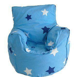 Childs Bean Bag Chair Ebay