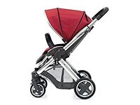 Oyster 2 Pushchair with carrycot