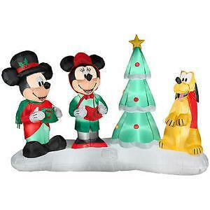 disney christmas inflatables - Disney Christmas Yard Decorations