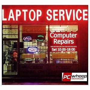 PCwhoop Laptop repair and laptop parts, Power Adapter in Edmonton