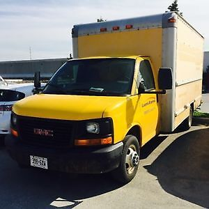 CUBE VAN AVAILABLE WITH 3 GUYS FOR HIRE RENT