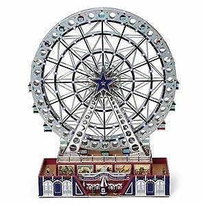 Christmas Ferris Wheel Ebay