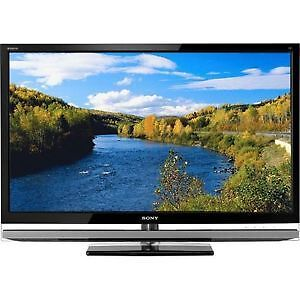 Sony HD TV 46 inch with remote