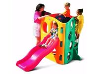 Children's Slide and Climber. Little Tikes. Great Condition. On sale for £99. o.n.o