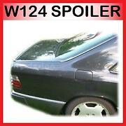 W124 Spoiler