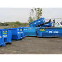 DUMPSTER BIN RENTAL LONDON & Storage Containers