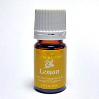 NEW 5ml Lemon Young Living Essential Oils Aromatherapy