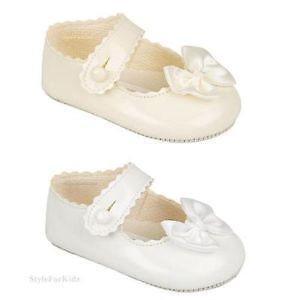 db942eb13f573 Christening Shoes | Baby Christening Accessories | eBay