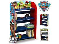 Paw patrol book shelf