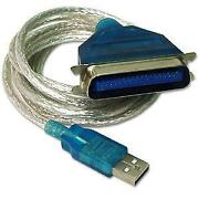 USB to Parallel Port Adapter