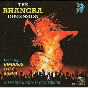 THE BHANGRA DIMENSION BRAND NEW FACTORY WRAPPED CD