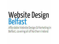 FREE Web Design Belfast - Get found on Google by NEW customers - Web Design & SEO