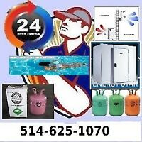freon refill service for walk in freezer and cooler