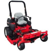 used Gravely 260 commercial mower