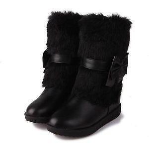 Furry Boots | eBay