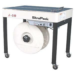 Strappeuse Strapack I-10 semi-automatique cercleuse, strapping