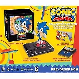 Sonic mania collection