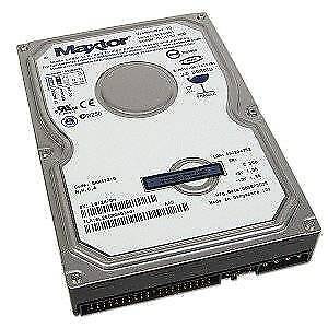 Hard Drives From Puppet