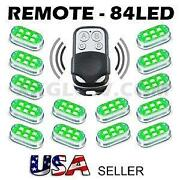 Motorcycle LED Kit Green