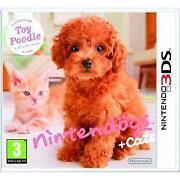 Nintendo 3DS Games Nintendogs