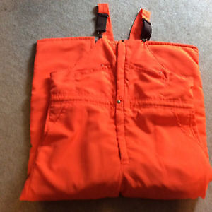 Orange Overall (Size XL)