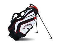 Callaway Chev Stand Bag New