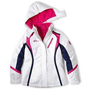 Girls 3-in-1 WINTER Jacket LIKE NEW London Ontario image 1