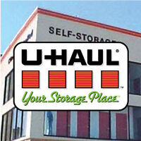 U-Haul on Colby Drive is having an auction!
