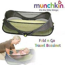 Moses basket *travel*