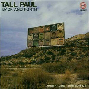 "TALL PAUL ""BACK AND FORTH"" BRAND NEW FACTORY WRAPPED CD"