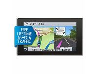 Garmin Nuvi 3597LMT Satellite Navigation System Touchscreen UK + Europe 45 Maps + Traffic Alert, New