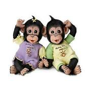 Baby Monkey Doll
