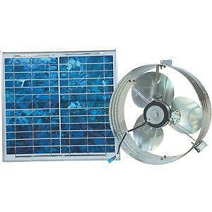 Solar Powered Fan Ebay