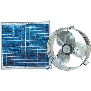 Solar Powered Fan | eBay