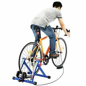 Pro Bicycle Trainer Work Out