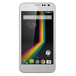 """POLAROID A4 4"""" ANDROID UNLOCKED GSM SMARTPHONE-WHITE"""