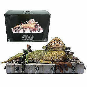 Gentle Giant Star Wars Rotj Jabba The Hutt Statue at JJ Sports!