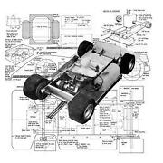 1/8 Scale Model Cars