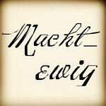 macht_ewig