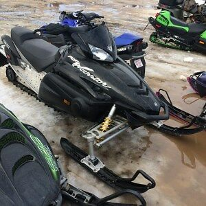 Parting Out Yamaha Warrior