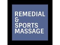 Remedial & Sports Massage / Swedish Massage