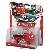 Cars Feuerwehrauto