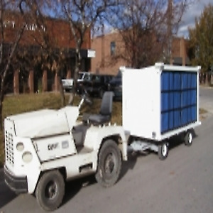 Baggage Tractor for Sale Call at (905) 795-1998